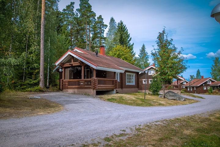 Villa Kurpitsa at Messilä Ski and Camping