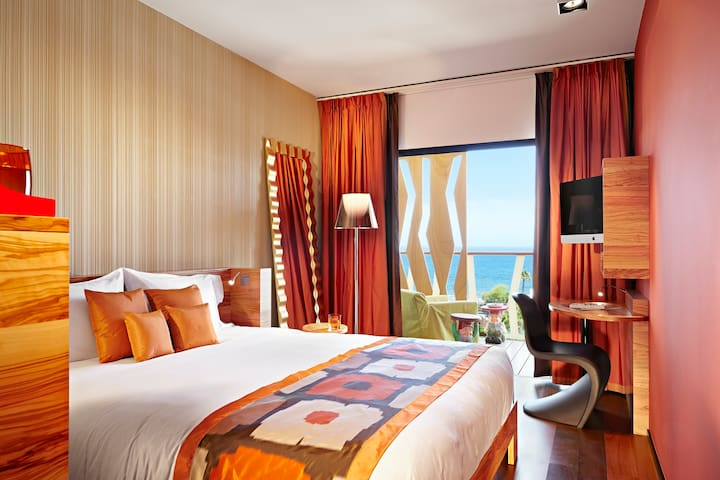 Hotel Bohemia Suites & Spa Adults Only - Deluxe Ocean View (Single Use)