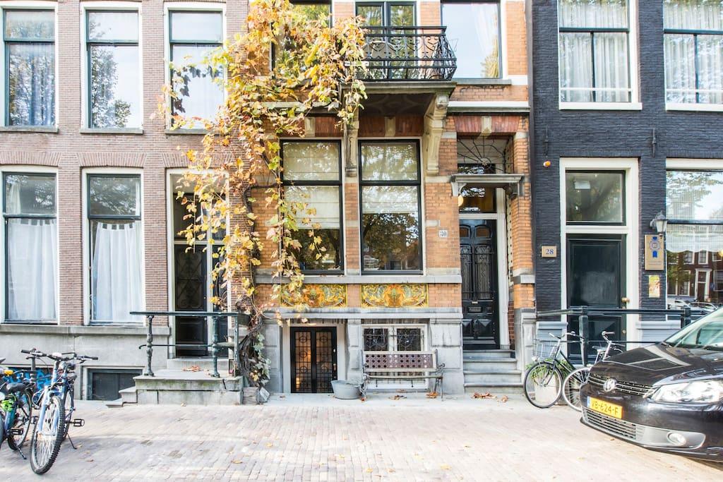 Canal apartment herengracht apartamentos en alquiler en msterdam noord holland pa ses bajos - Apartamentos en amsterdam ...
