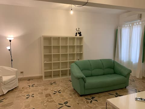 Appartamento 120 Mq con Terrazzino
