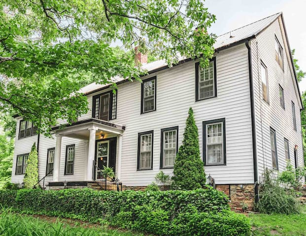 Country Inn with Authentic Historic Charm