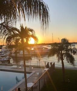 Sunsets Miami