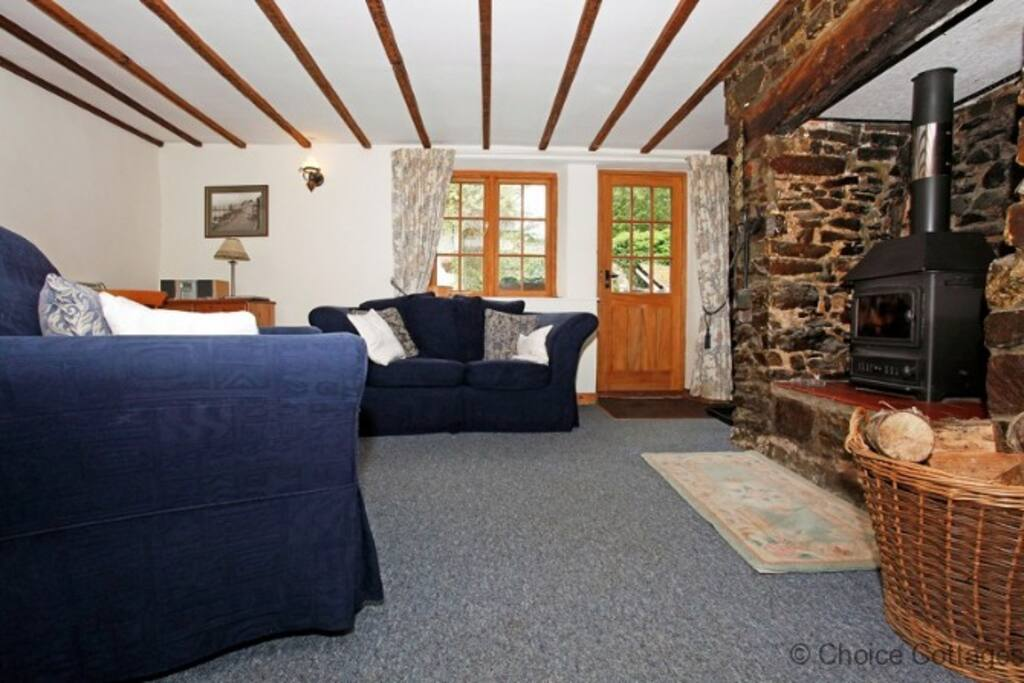 Monkleigh Coachmans Cottage 1 Bedroom Houses For Rent In Bideford Monkleigh And Surrounding