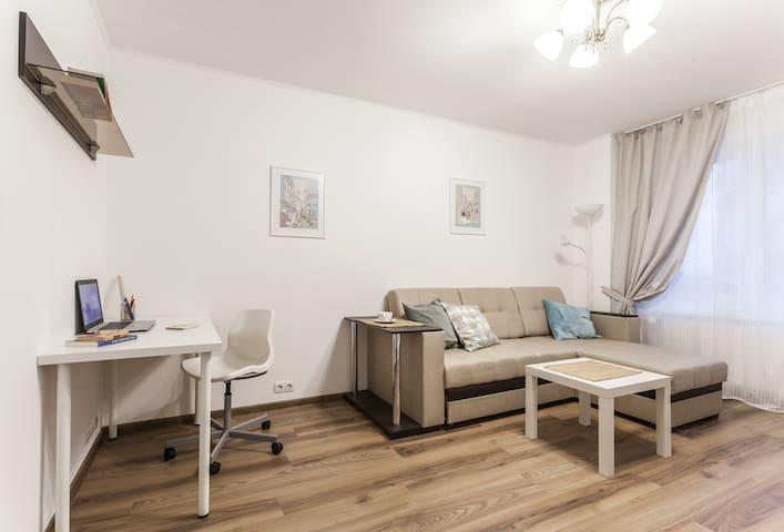 Уютная квартира в Горелово