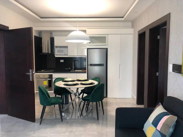 Exclusivo apartamento en el centro de Santiago