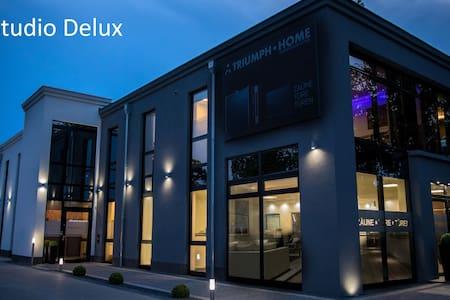 Triumph-Inn  zwischen Airport, Berlin und Potsdam - Rangsdorf - Huoneisto
