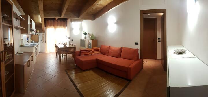Beautiful private apartment in Lissone!