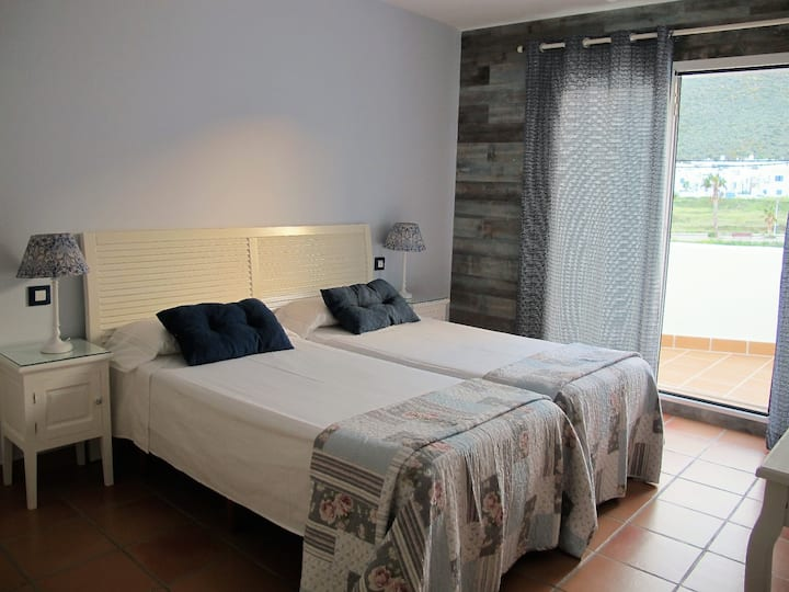 Cozy rooms in San José, Andalusia B&B
