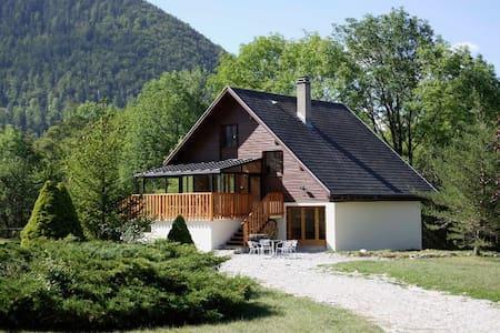 Maison La Clairette - Lus La Croix Haute - Lus-la-Croix-Haute - Hytte (i sveitsisk stil)