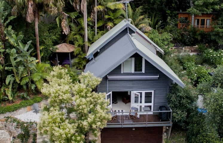Log Cabin by the Sea - Pittwater - Clareville - Blockhütte