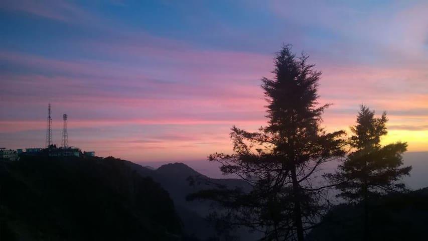Green Windows, Nature and Adventure Camp - Suwakholi - Chatka