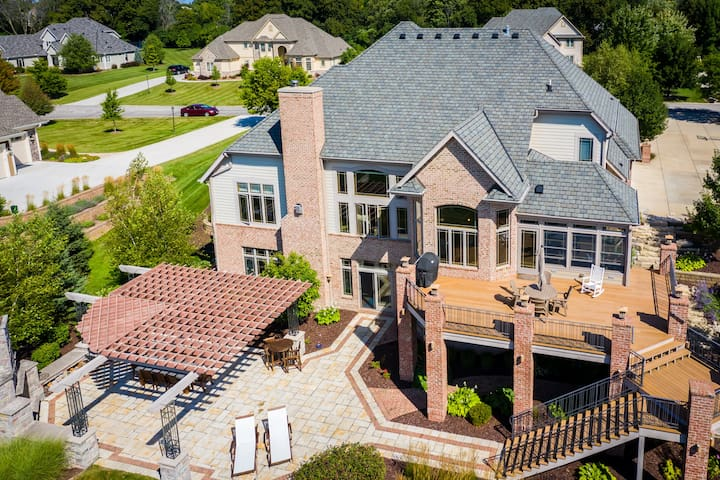 Milwaukee Suburban Home for DNC Week, July 2020