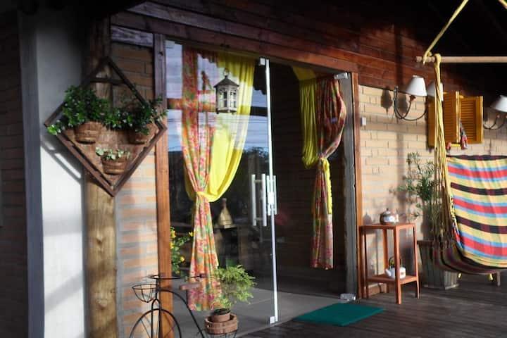 Aluguel em Capão da Canoa Casa Térrea.