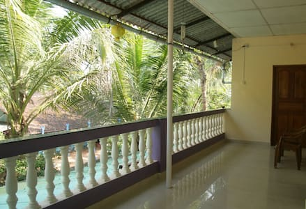 2BD In Dali Luxury guests house - Canacona - Casa
