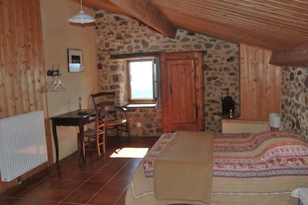 Les Champs d'Aubignas - Bidousse - Chirols