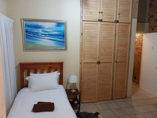 Blue Bay room @ The Blue Fusilier