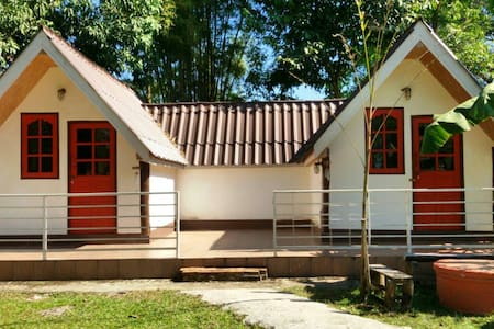 Pumpkin House in Doi Luang National Park