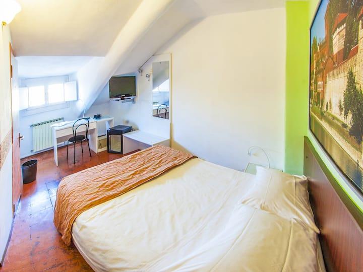 Camera Mansardina Hotel TO Centro p.za Solferino
