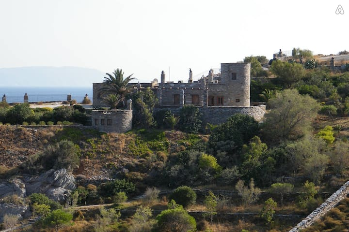 Orkos Villa - Όρκος - บ้าน