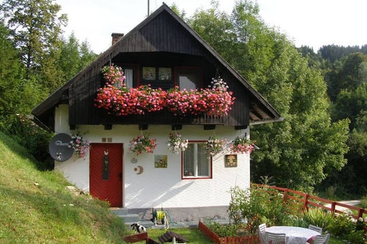 Traditional house in Kärnten