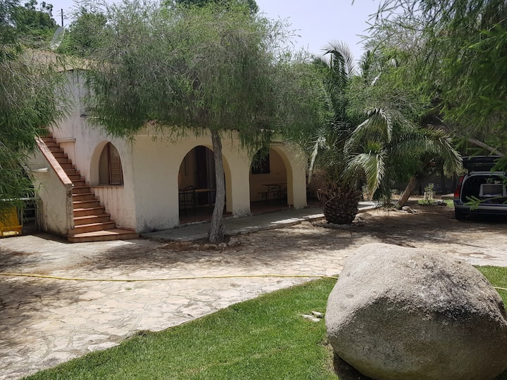 Villa indipendente immersa nel verde