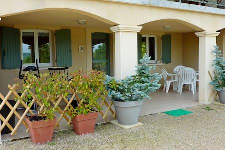 Gite Dordogne (Bergerac et Sarlat) - Badefols-sur-Dordogne - Casa