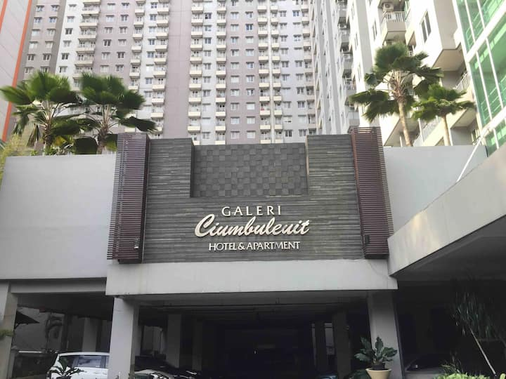 Galeri Ciumbuleuit Apartment 1 (16th Floor)