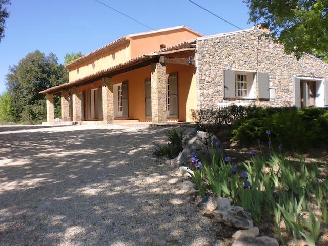 Provence Villa Gorges du Verdon, Aups - Régusse - Casa de campo