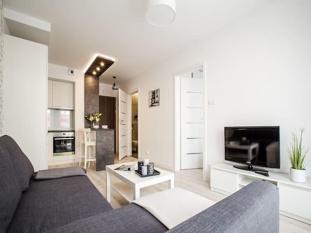 Emihouse Rzeszów - Apartament Suite z 1 sypialnią