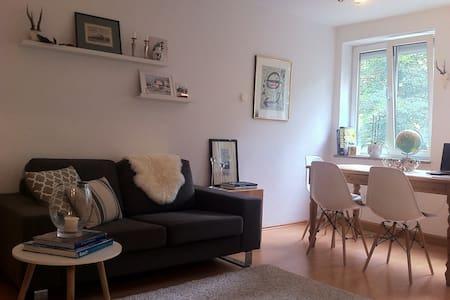 Best location! beautiful Designers apartment! - Munich - Appartement