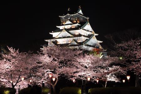 大阪城、京都までアクセス良し! Near station 302 - 大阪市 - อพาร์ทเมนท์