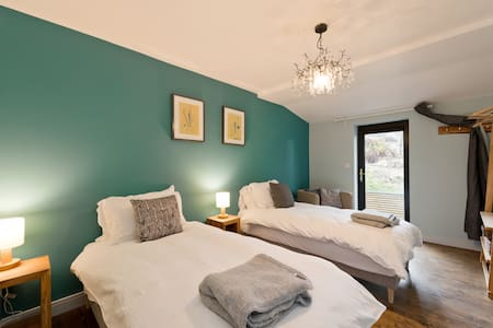 Boutique elegance in the Wicklow mountains - Donard