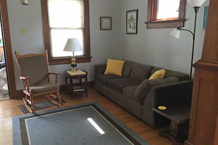 Craftsman Bungalow with Home Office - Fort Wayne