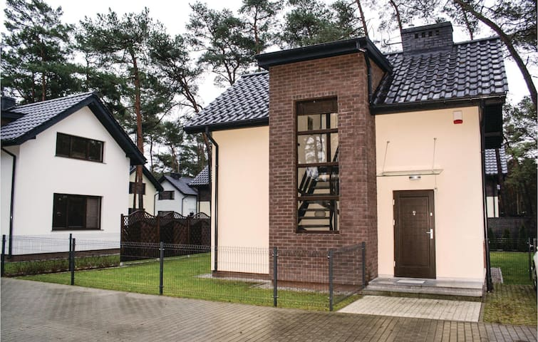 Holiday cottage with 2 bedrooms on 60 m² in Pobierowo