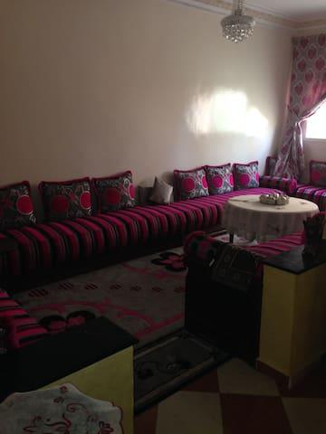 dar diyafa - Sidi Rahal - Apartamento