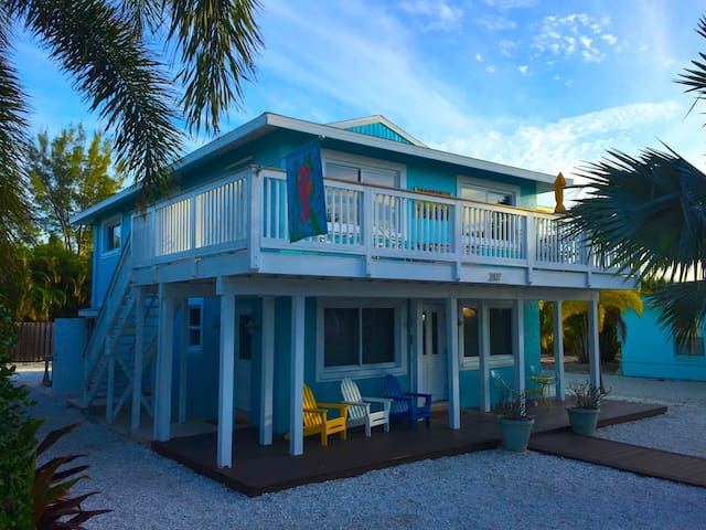 2nd House From the Beach -Fischer Vacation Rentals