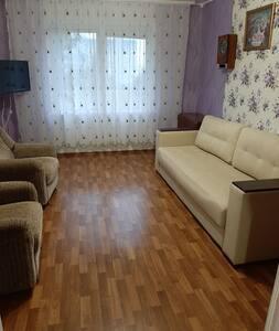 теплая и уютная комната