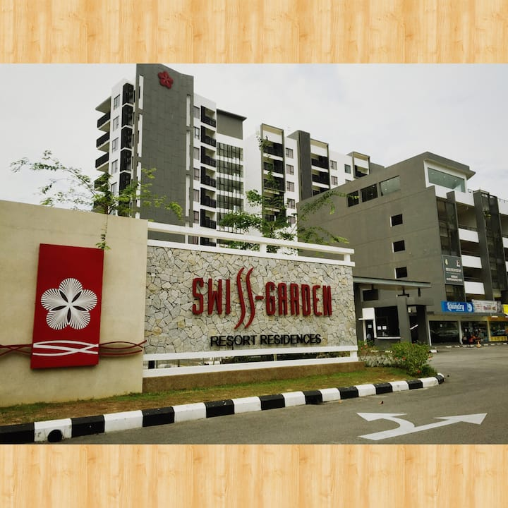 SEAapart @ Swiss Garden Resort Residences Kuantan
