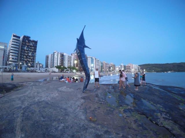 pedra do Marlin azul