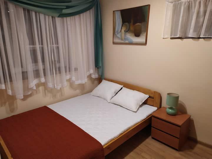 Pokój dla dwojga - Domowe klimaty u Justyny