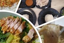 Local foods!