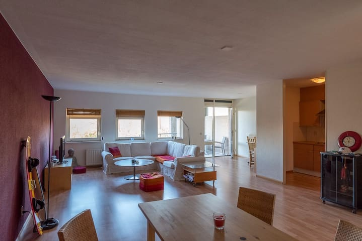 Modern apartment at 15 minutes from Eindhoven - Helmond - Apartamento