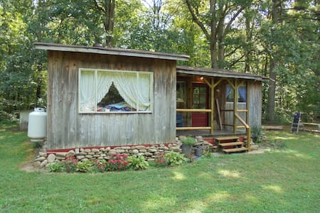 Rustic Country Cabin - South Pittsburg - Cabane