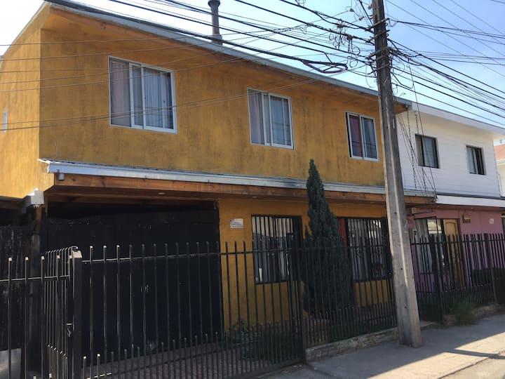 """Casa don Edgardo """"Curicó-Chile"""""""