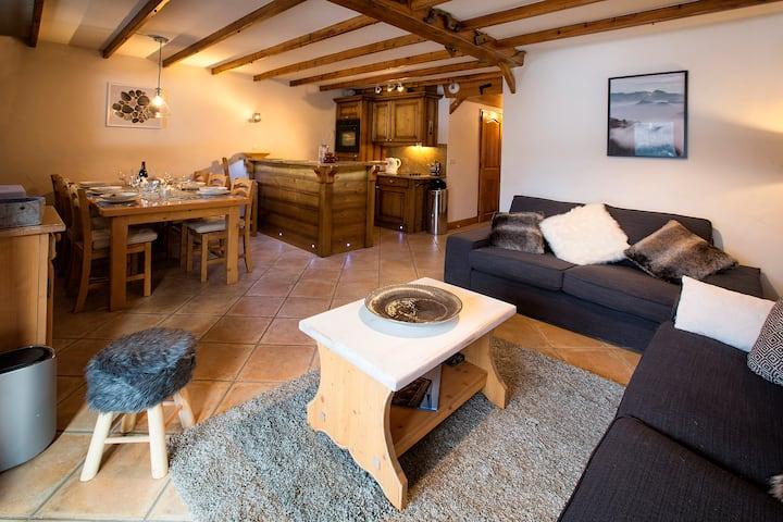 6 pers Apt Charpentier - Resort Ste Foy Tarentaise