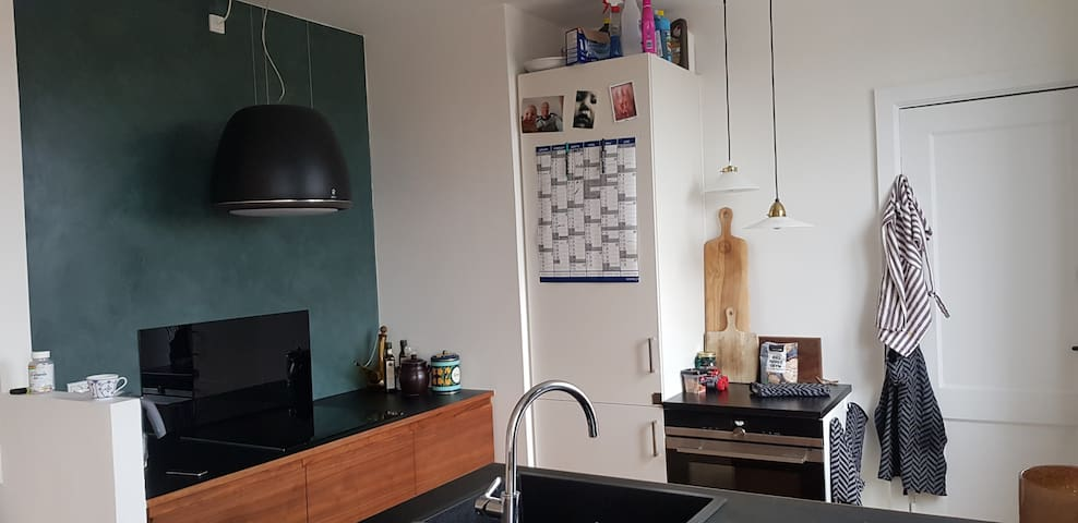 Relaxing apartment in nice area of Frederiksberg
