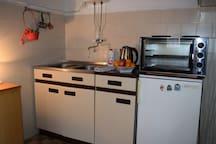 Apartment for 2 with terrace near beach