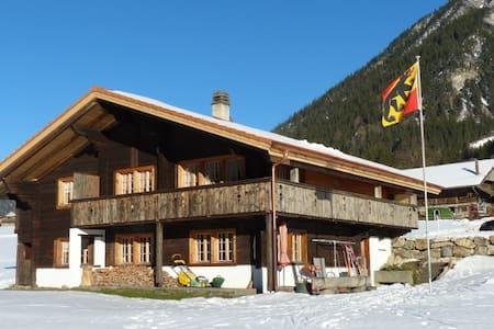 Haus Tiermatti - Tourismusregion Interlaken