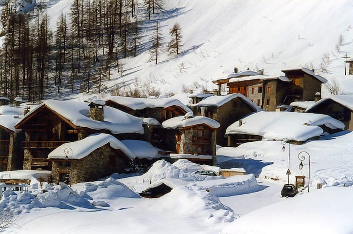 Apartment - 10 m from the slopes