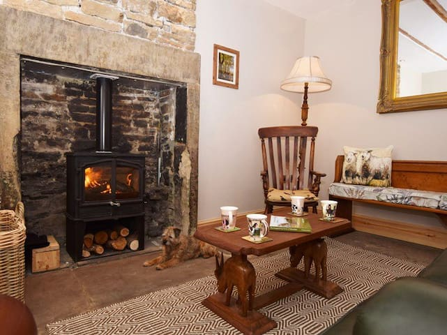A warm and cosy cottage - North Pennines AONB